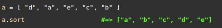 array#sort